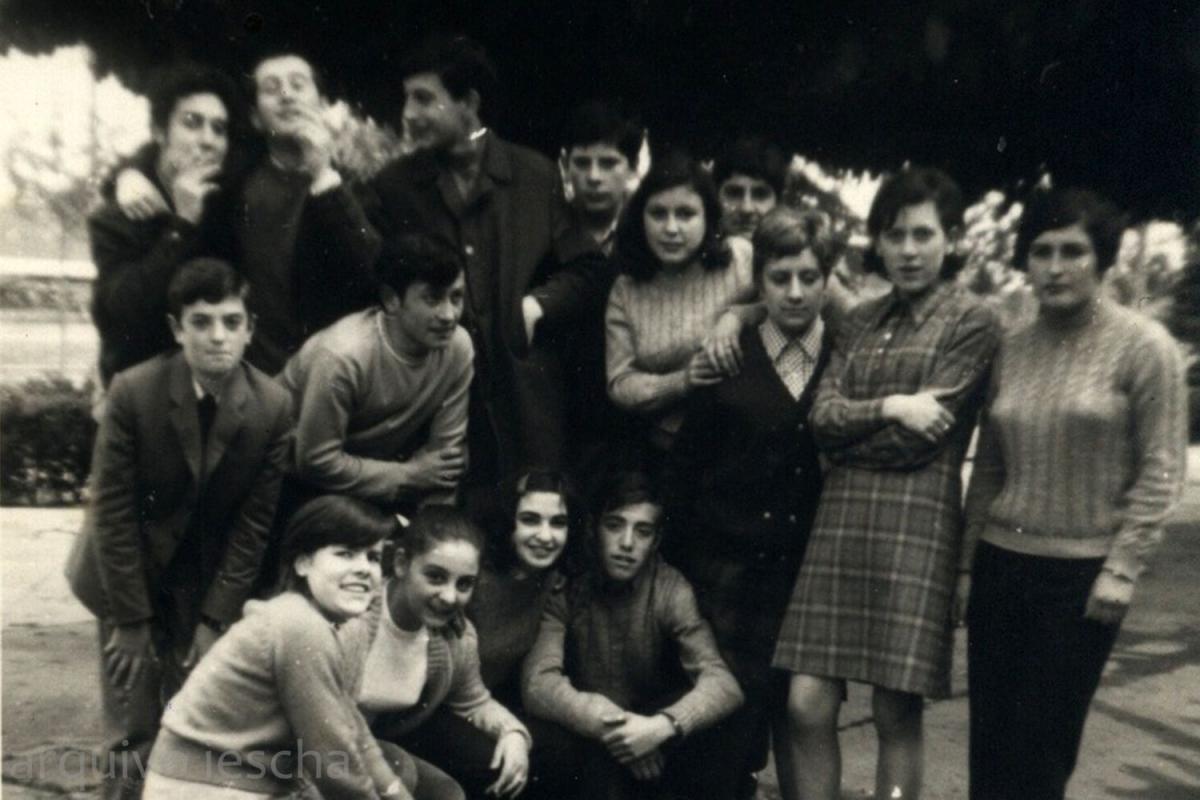 1969 - Excursión