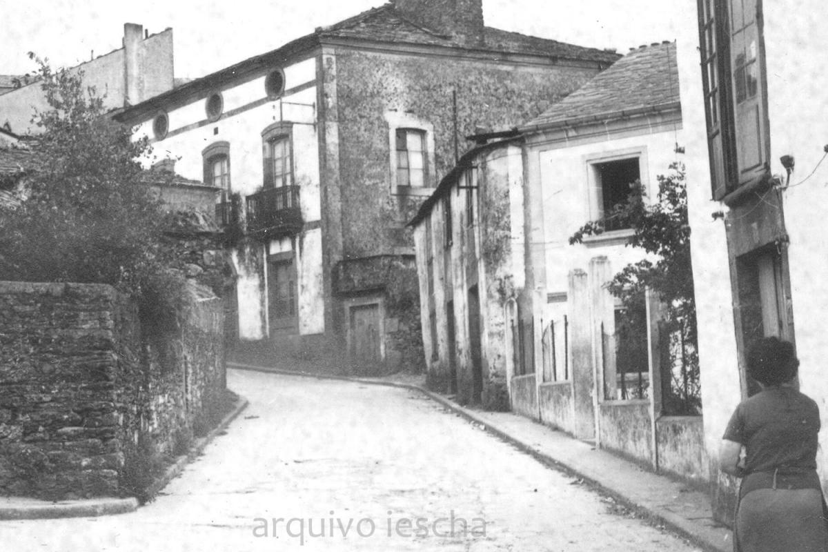Históricas (Facilitada polo INSTITUTO DE ESTUDOS CHAIREGOS)